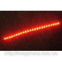 Светодиодная автомобильная подсветка красная