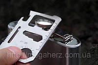 Карманный туристический нож 11 в 1, фото 1