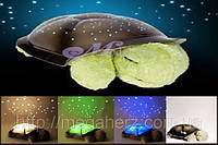 Звездное небо ночник черепаха