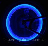Диодная подсветка на колесо велосипеда или авто