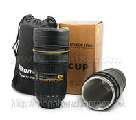 Кружка объектив Nikon 24-70 mm