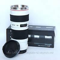 Кружка термо чашка объектив Canon 70-200