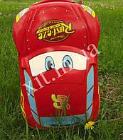 """Детский чемодан 18"""" на колесах Тачки с НЮАНСОМ, фото 1"""
