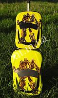 """Детский набор Трансформер : чемодан 18"""" на колесах + рюкзак"""