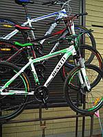 Велосипед на алюминиевой раме Benetti Vento 26 2017