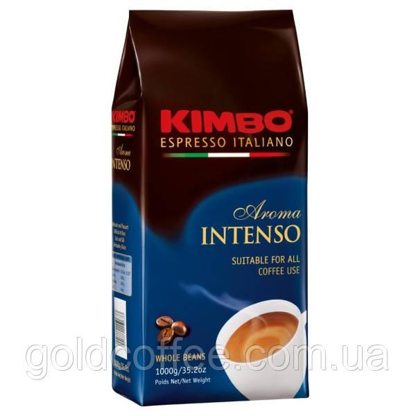 Кофе в зернах Kimbo Aroma Intenso 1000г