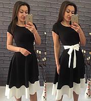 Платье Беби-дол чёрное