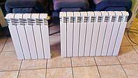 Алюминиевый секционный радиатор отопления TIANRUN TLS 500