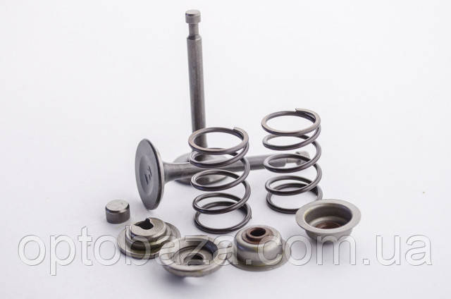 Комплект клапанного механизма для двигателей 6,5 л.с. (168F)