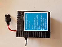 Аккумулятор для мегафона 6В с выдвижным штекером и встроенным зарядным устройством от сети 220В