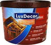 Пропитка LuxDecor (Старое Дерево) 1л - Акрилово-восковая пропитка для древесины