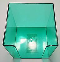 Бокс для бумаги Economix Е32601-04 зеленый