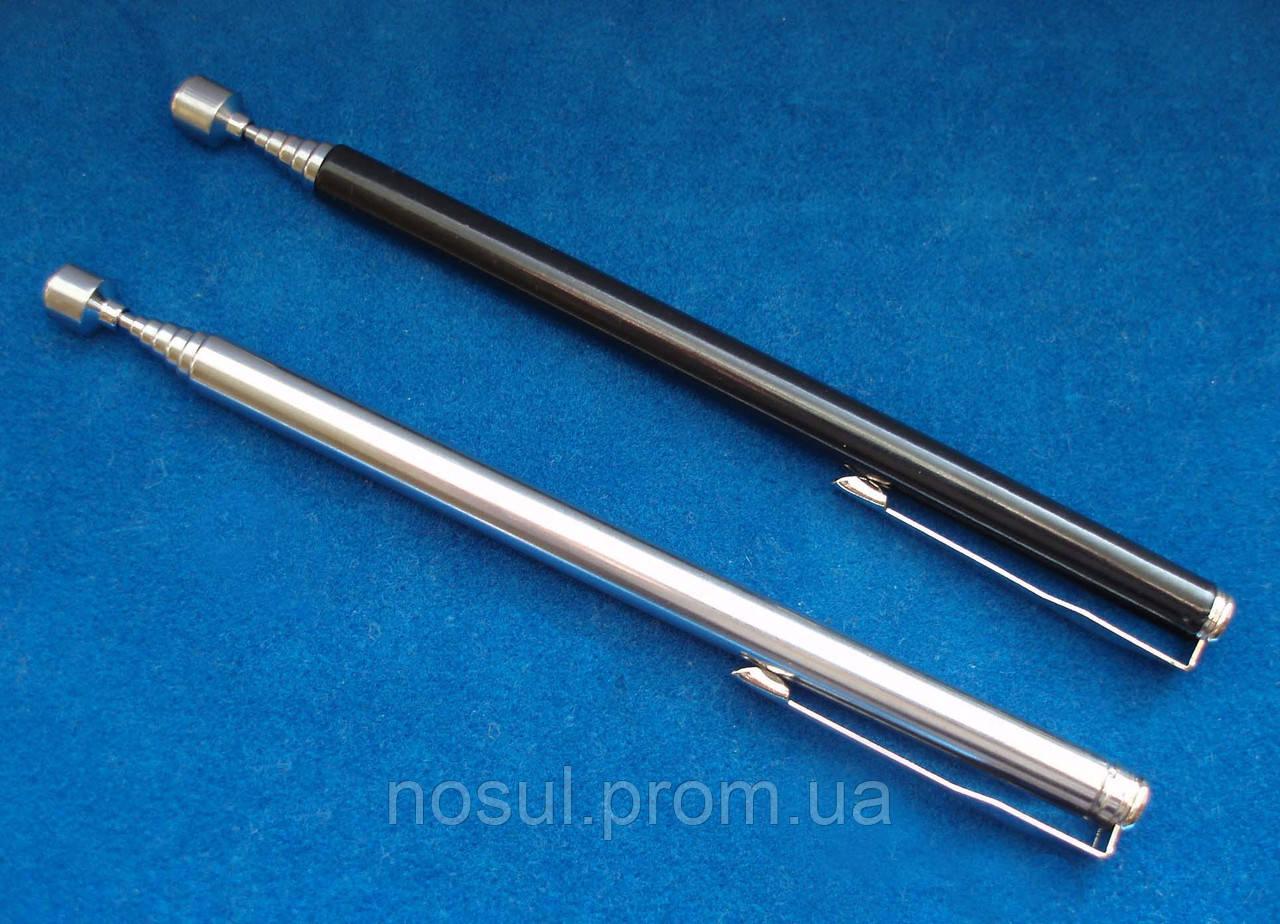 Телескопическая ручка с магнитом, выдвижная Магнитный манипулятор