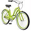 """Велосипед 26"""" Schwinn Fiesta Women 2015 lime"""