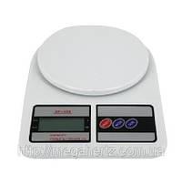 Кухонные электронные весы от 1г до 7 кг SF-400