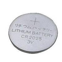 Батарейка таблетка CR2025 Bossman