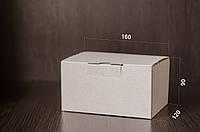 Картонная коробка, самосборная, почтовая 16х12х9см (от 50шт)