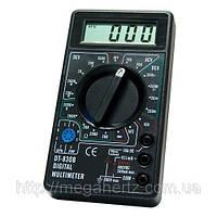 Мультиметр тестер вольтметр амперметр DT-830B
