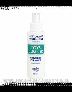 Lubrix Toys cleaner 125 мл средство для очистки