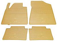 Резиновые коврики для Nissan Teana II (J32) 2008-2013 (STINGRAY)