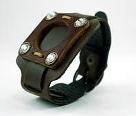 Браслет кожаный Scappa SW — 841