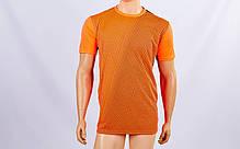 Футбольная форма Variation CO-1011-OR (PL, р-р M-XXL, коралловый-черный, шорты коралловые), фото 2