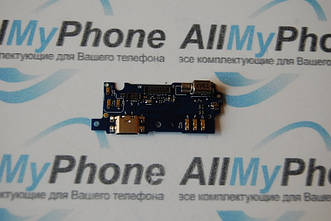 Шлейф Xiaomi Mi3s коннектора зарядки
