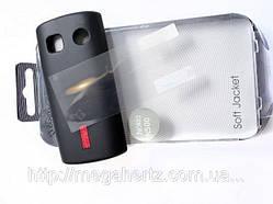 Оригинальный силиконовый чехол Capdase Nokia N500