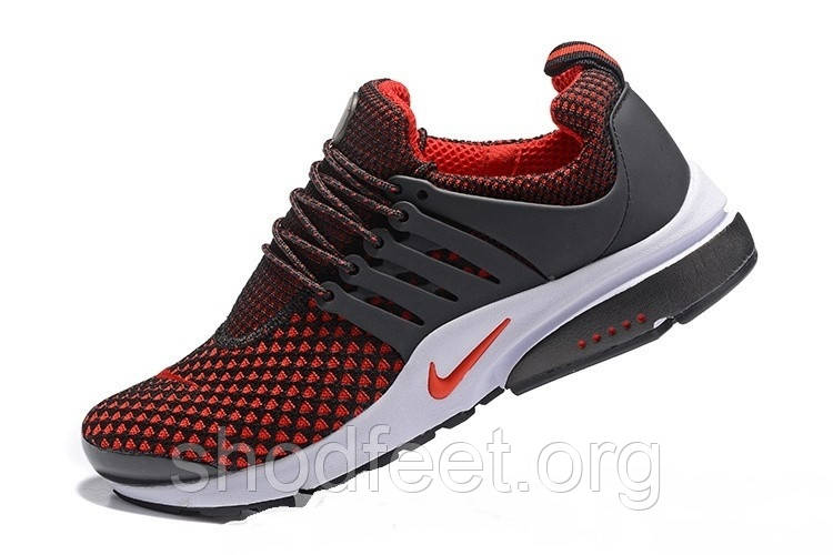 Кроссовки Nike Air Presto Black Red