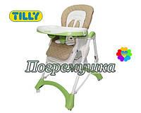 Детский стульчик для кормления Carrello Caramel - CRL-9501- Light Green