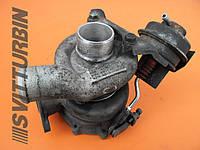 Турбина Opel Vectra 1.7 cdti. Турбокомпрессор к Опель Вектра 49131-06006