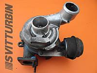Турбина Opel Vectra 1.9 cdti. Турбокомпрессор к Опель Вектра 736168-0002