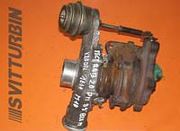 Турбина Opel Vectra B 2.0 dti. Турбокомпрессор к Опель Вектра 454098-5003S