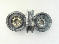 Ролик каретки дверей кабины и шахты 320кг с подшипником