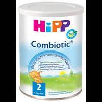 Детская сухая молочная смесь HiPP Combiotiс 2 начальная 750гр.