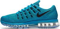 Мужские кроссовки Nike Air Max 2016 Blue, найк, аир макс