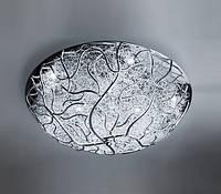 Круглая люстра 50х20 см