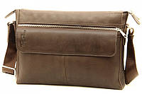 Кожаная мужская сумка Tom Stone 4081