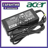 Блок питания зарядное устройство ноутбука Acer Aspire One 571h, 721, 722, 751h, 752, 753