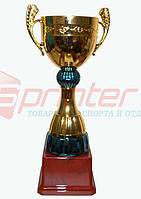 Кубок наградной. Высота 26 см