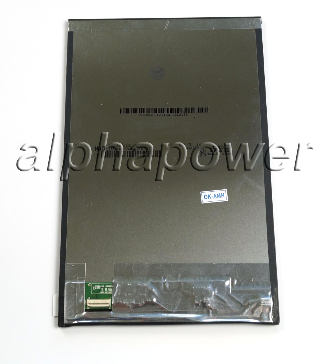 Дисплей (матрица) планшета Nomi C070020 Corsa Pro, Nomi C070010 Corsa,Тип 1 (N070ICE-G02)