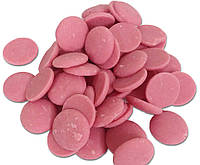 Глазурь кондитерская розовая (Клубничная) 1 кг.