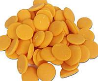 Глазурь кондитерская оранжевая (Апельсин) 1 кг.