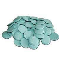 Глазурь кондитерская голубая (с молочным вкусом) 1 кг.