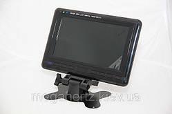 """Авто телевизор LCD 7"""" TV FM USB карта памяти"""