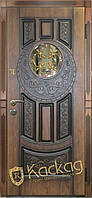 Входная металлическая дверь Каскад Круг