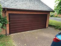 Качественные секционные гаражные ворота и цены на них