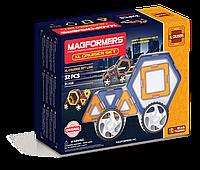 Магнитный конструктор Magformers Крейсер XL, 32 элемента