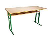 Парта-стол регулируемый по высоте без полки