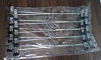 Тремпель для брюк и юбок с прищепками, размер 40 см, производитель Китай